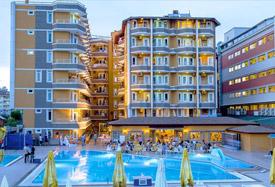 Senza Inova Beach Hotel - Antalya Transfert de l'aéroport