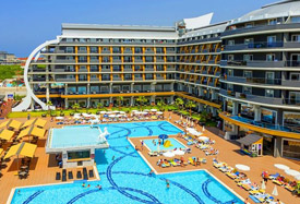 Senza The Inn Resort - Antalya Airport Transfer