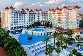 Serenis Hotel - Antalya Трансфер из аэропорта