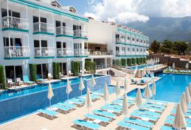 Sertil Deluxe Hotel - Antalya Трансфер из аэропорта