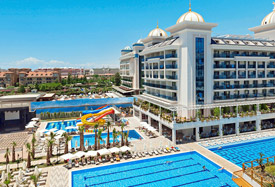 Side La Grande Resort - Antalya Transfert de l'aéroport