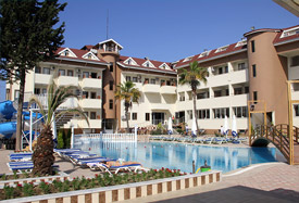 Side Yesiloz Hotel - Antalya Taxi Transfer