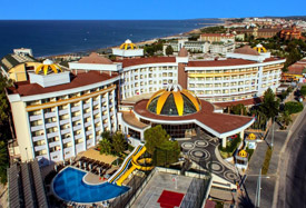 Side Alegria Hotel - Antalya Taxi Transfer