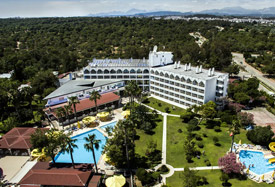 Side Ally Hotel - Antalya Airport Transfer