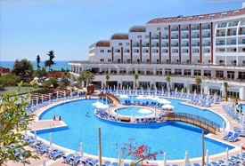 Side Prenses Resort - Antalya Luchthaven transfer