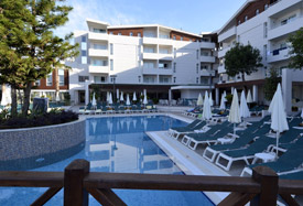 Side Resort Hotel  - Antalya Transfert de l'aéroport