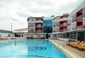 Side Rose Hotel   - Antalya Flughafentransfer
