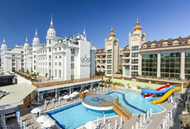 Side Royal Palace Hotel - Antalya Flughafentransfer