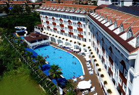 Side Royal Paradise - Antalya Flughafentransfer