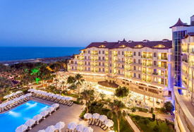 Side Sun Bella Resort - Antalya Airport Transfer