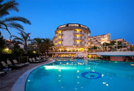 Side Sun Hotel - Antalya Flughafentransfer