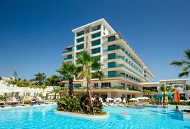 Side Sungate Hotel - Antalya Taxi Transfer