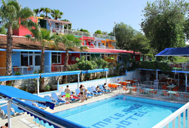 Side Temple Hotel  - Antalya Flughafentransfer