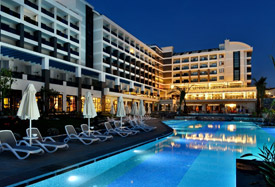 Side Valentine Resort Hotel - Antalya Luchthaven transfer