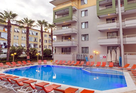 Sifalar Apart Hotel - Antalya Трансфер из аэропорта