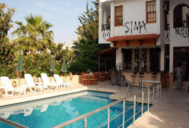 Sima Resort - Antalya Taxi Transfer