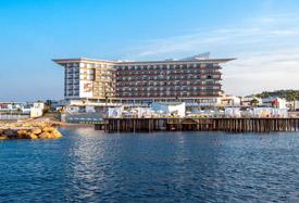 Sirius Deluxe Hotel  - Antalya Трансфер из аэропорта