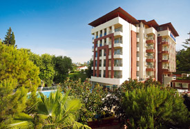 Sirma Hotel Apartments - Antalya Taxi Transfer