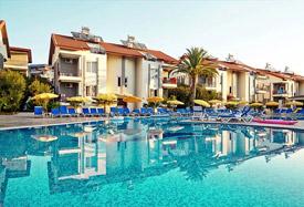 Smartline Sunlight Garden Otel - Antalya Airport Transfer