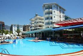 Smartline Sunpark Beach Hotel - Antalya Airport Transfer