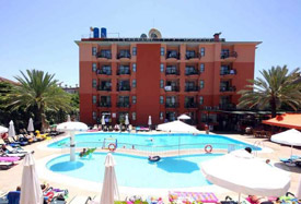 Smartline Sunpark Garden Resort - Antalya Luchthaven transfer