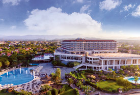 Starlight Resort Hotel - Antalya Luchthaven transfer