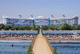Sueno Hotels Deluxe - Antalya Airport Transfer