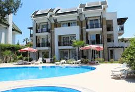 Sultan Homes Garden - Antalya Airport Transfer