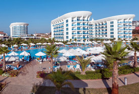 Sultan of Dreams Hotel - Antalya Luchthaven transfer