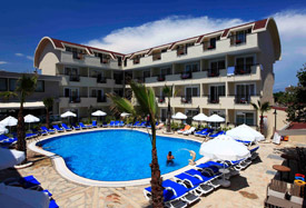 Sun City Apartments - Antalya Luchthaven transfer