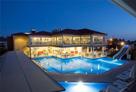 Sun Club Side Hotel - Antalya Airport Transfer