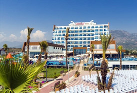 Sun Star Resort Hotel - Antalya Luchthaven transfer