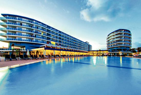 SunConnect Eftalia Marin - Antalya Transfert de l'aéroport