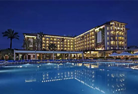 Sunis Elita Beach Resort - Antalya Luchthaven transfer