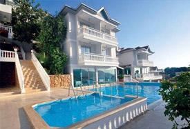 Sunny Hill Alya Hotel - Antalya Luchthaven transfer