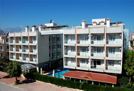 Suntalia Hotel  - Antalya Flughafentransfer