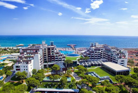 Selectum Luxury Resort - Antalya Luchthaven transfer