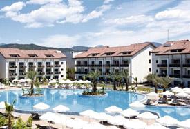 TUI SENSATORİ Resort Barut Fethiye - Antalya Luchthaven transfer