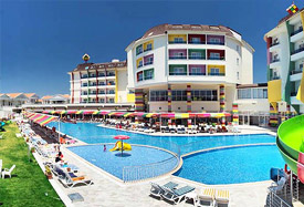 The Colours Side Hotel  - Antalya Flughafentransfer
