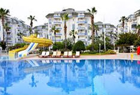 The Garden Beach - Antalya Airport Transfer
