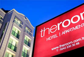 The Room Hotel & Apartments - Antalya Transfert de l'aéroport