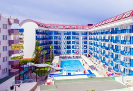 Tugra Suit Hotel - Antalya Luchthaven transfer