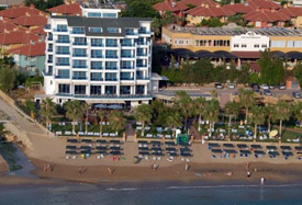Venessa Beach Hotel - Antalya Airport Transfer