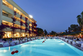 Venus Hotel Side - Antalya Taxi Transfer