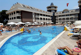 Viking Star Hotel - Antalya Taxi Transfer