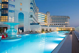 Water Side Resort Spa - Antalya Taxi Transfer