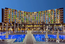 Wind of Lara Hotel - Antalya Flughafentransfer
