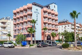 Zel Hotel - Antalya Transfert de l'aéroport