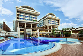 Adenya Hotel Resort - Antalya Airport Transfer