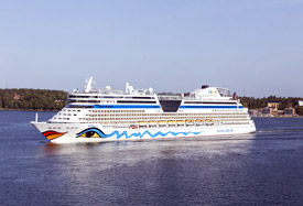 Aida Diva Cruise Ship - Antalya Airport Transfer